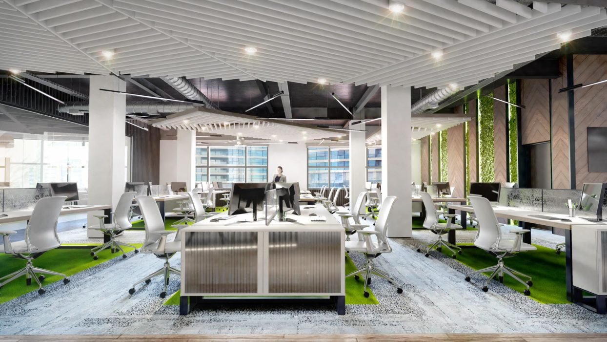 Nine Lanyon Place Will Provide A Unique Working Environment That This Flexible Innovative And Be Highly Sought After